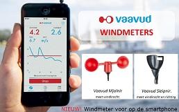 Vaavud-windmeter